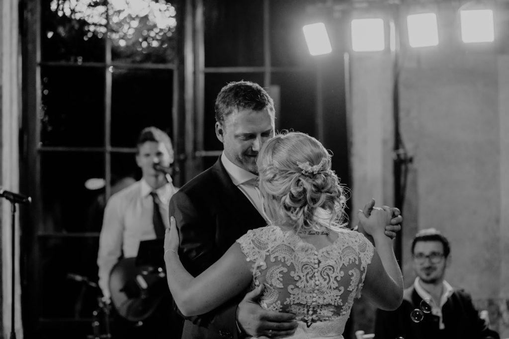 Brautübergabe-Stilechtes