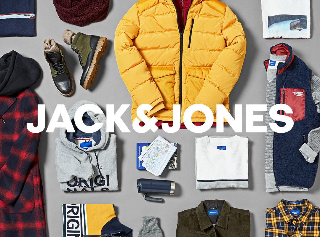 Jack-Jones-Kollektion